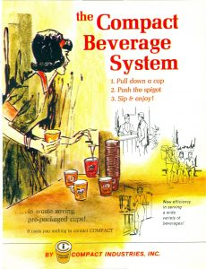 Compact Beverage System